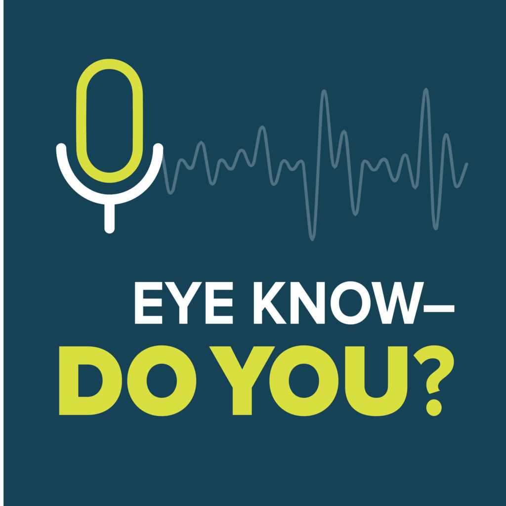 Eye Know - Do You? Podcast Icon