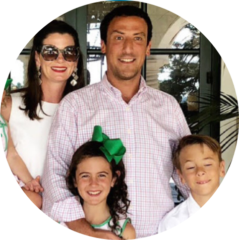 Isaac Lidsky and family