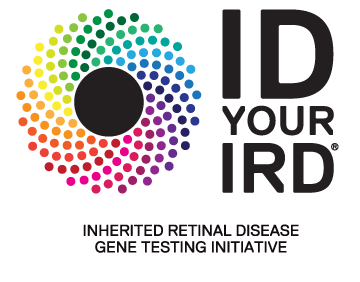 ID YOUR IRD gene testing initiative logo